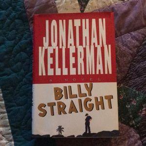Billy Straight novel by Jonathan Kellerman